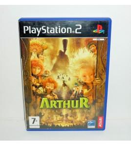 Arthur et les minimoys sur Playstation 2 PS2 avec Notice MA30