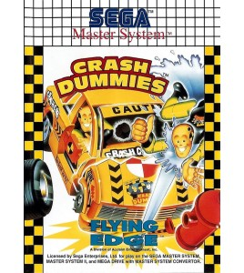 Crash Dummies sur Master System
