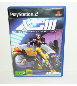 Extreme G3 sur Playstation 2 PS2 avec Notice MA33