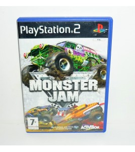 Monster Jam sur Playstation 2 PS2 avec Notice MA37