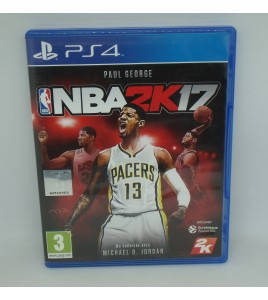 NBA 2K17 sur Playstation 4 PS4 sans Notice