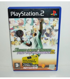 Smash Court Tennis Pro Tournament 2 sur Playstation 2 PS2 avec Notice MA41