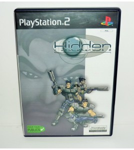 Hidden Invasions sur Playstation 2 PS2 avec Notice MA44