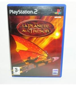La Planète au trésor sur Playstation 2 PS2 avec Notice MA47