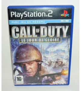 Call of Duty : Le jour de gloire sur Playstation 2 PS2 sans Notice MA50