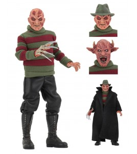 Freddy sort de la nuit figurine Retro Freddy Krueger 20 cm