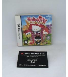 Hello Kitty big city dreams sur Nintendo DS, 2DS & 3DS  avec Notice