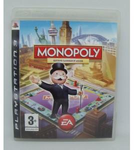 Monopoly édition monde sur Playstation 3 PS3 avec Notice MB02