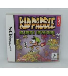 Kid Paddle : Blorks invasion sur Nintendo 2DS & 3DS  sans Notice MA57