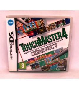 Touchmaster 4 sur Nintendo DS, 2DS & 3DS  avec Notice MA55