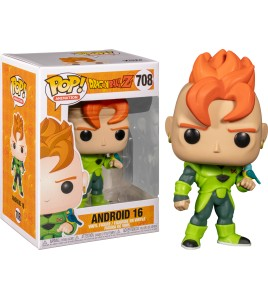 Dragon Ball Z - Pop Vinyl 708 Android 16 9 cm