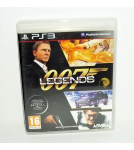 James Bond 007 : Legends sur  PS3 avec Notice MB11