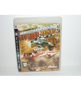 World Championship Off Road Racing sur  PS3 avec Notice MB12