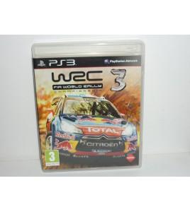 WRC 3 : FIA World Rally Championship sur PS3 avec Notice MB16