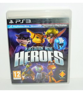 PlayStation Move Heroes  sur Playstation 3 PS3 avec Notice MB27