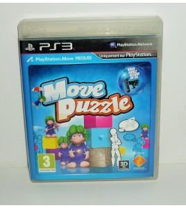 Move Puzzle sur Playstation 3 PS3 avec Notice MB29