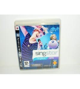 Singstar Hits sur Playstation 3 PS3 avec Notice MB31