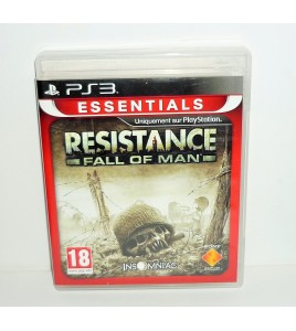 Resistance : Fall of Man essential sur Playstation 3 PS3 avec Notice MB32