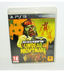 Red dead redemption : undead nightmare sur Playstation 3 PS3 avec Notice MB34