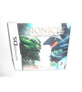Bionicles Heroes sur Nintendo DS, 2DS & 3DS avec Notice