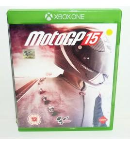 MotoGP 15  sur Xbox One sans Notice