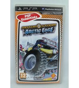 Motor Storm : Arctic Edge Essentials sur Playstation Portable PSP avec Notice