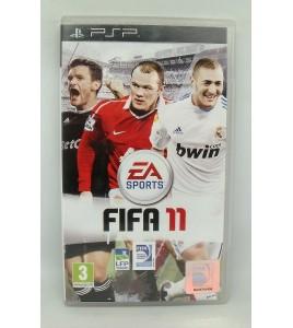 Fifa 11 sur Playstation Portable PSP avec Notice