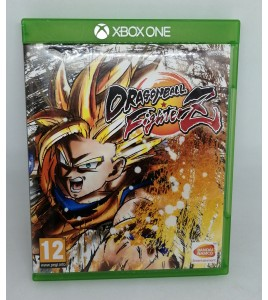 DragonBall Fighter Z sur Xbox One sans Notice