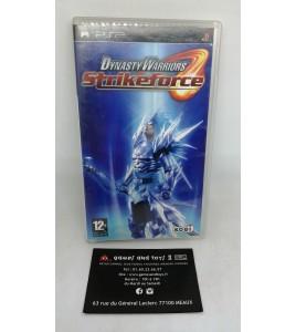 Dynasty Warriors : Strike Force sur Playstation Portable PSP avec Notice MC13