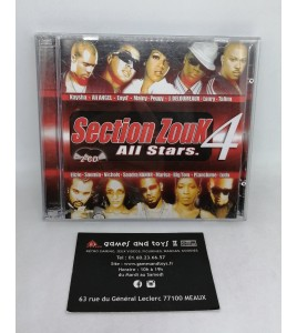 Section Zouk All Stars Volume 4 CD Audio CDA54