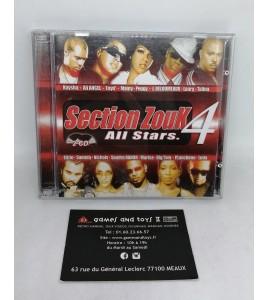 Section Zouk All Stars Volume 4 CD Audio CDA54