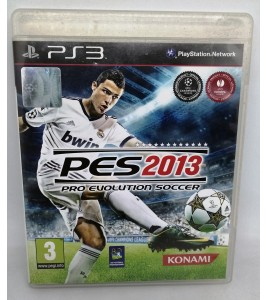 PES 2013 : Pro Evolution Soccer  sur Playstation 3 PS3 sans Notice MB37