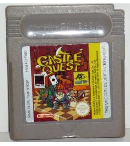 Castle Quest sur Game Boy GB18