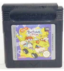 Les Razmokets Le Film sur Game Boy
