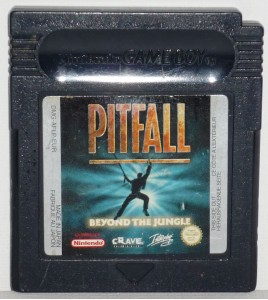 Pitfall beyond the jungle sur Game Boy Color
