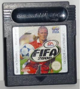 Fifa 2000 sur Game Boy