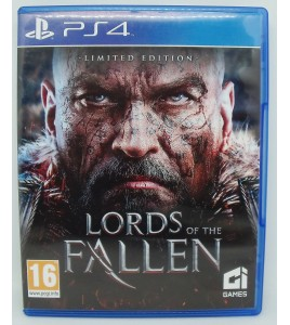 Lords of the Fallen sur Playstation 4 PS4 sans Notice