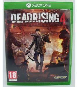 Dead Rising 4 sur Xbox One sans Notice