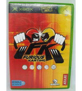 Furious Karting sur Xbox avec Notice MC16