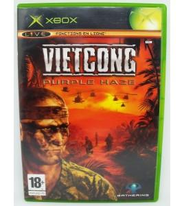 Vietcong Purple Haze sur Xbox avec Notice MC17