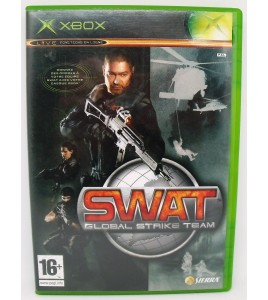 Swat: Global Strike Team sur Xbox avec Notice MC18