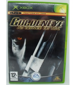 Golden Eye : Au service du Mal sur Xbox sans Notice MC23