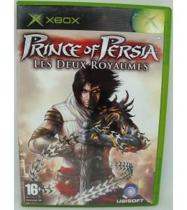 Prince of Persia : Les Deux Royaumes sur Xbox sans Notice MC24