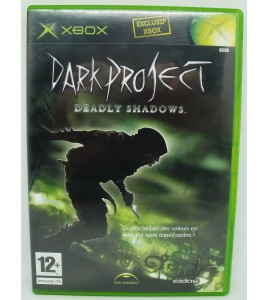 Dark Project Deadly Shadow sur Xbox sans Notice MC25
