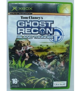 Tom clancy's Ghost Recon : Island Thunder sur Xbox sans Notice MC26
