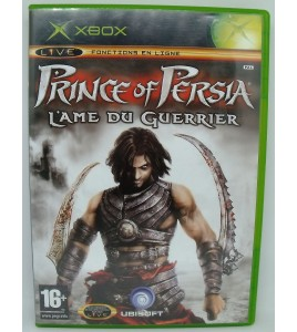 Prince of Persia 2 sur Xbox sans Notice MC27