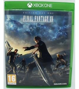 Final Fantasy XV sur Xbox One sans Notice