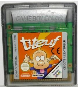 Titeuf sur Game Boy Color