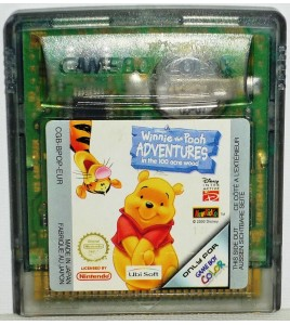 Winnie the Pooh: Adventures in the 100 Acre Woods sur Game Boy Color