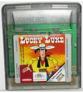 Lucky Luke sur Game Boy Color